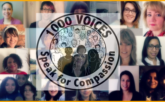 1000 Speak for Compassion htt://thereveriejournal.com