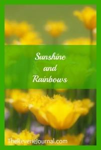 sunshine n rainbows